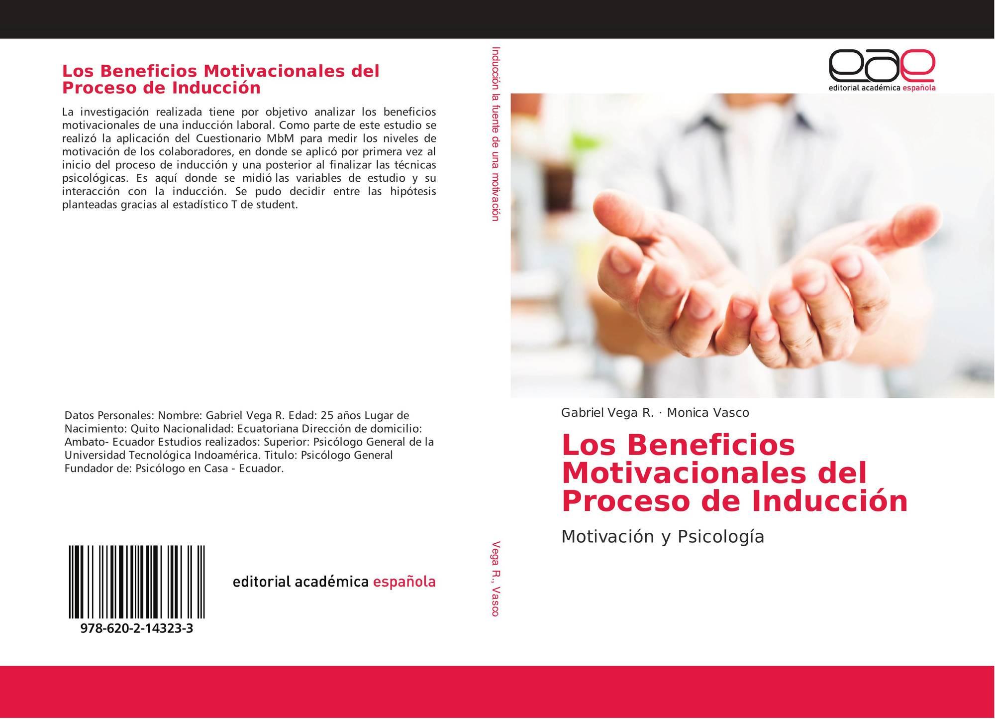 Los Beneficios Motivacionales Del Proceso De Inducción 978