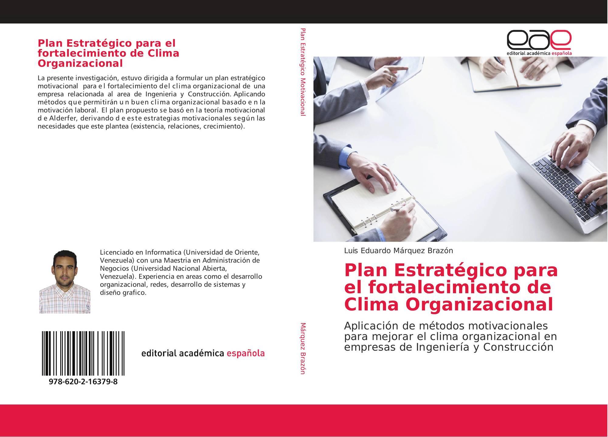 Plan Estratégico Para El Fortalecimiento De Clima