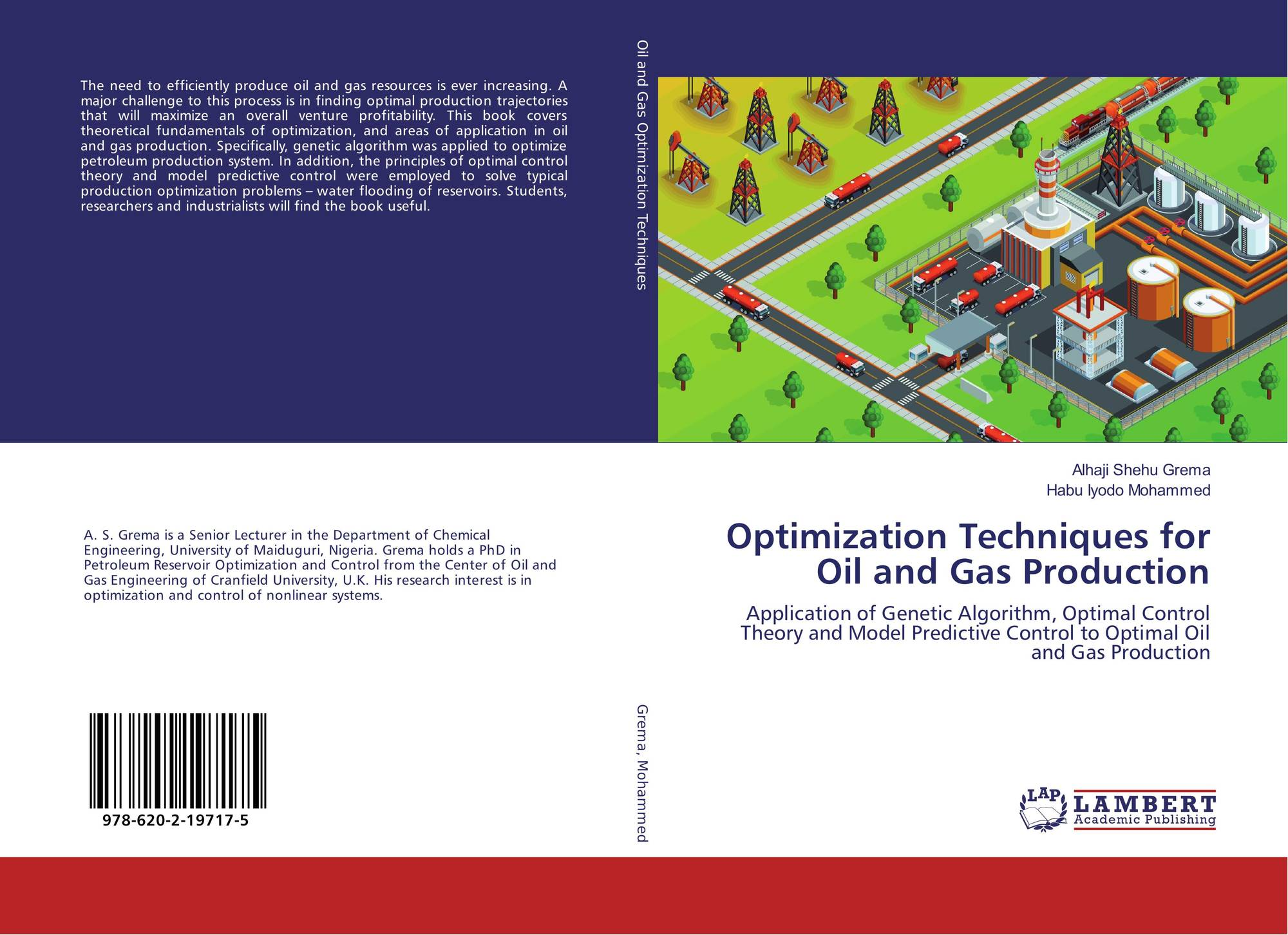 Optimization Techniques for Oil and Gas Production, 978-620
