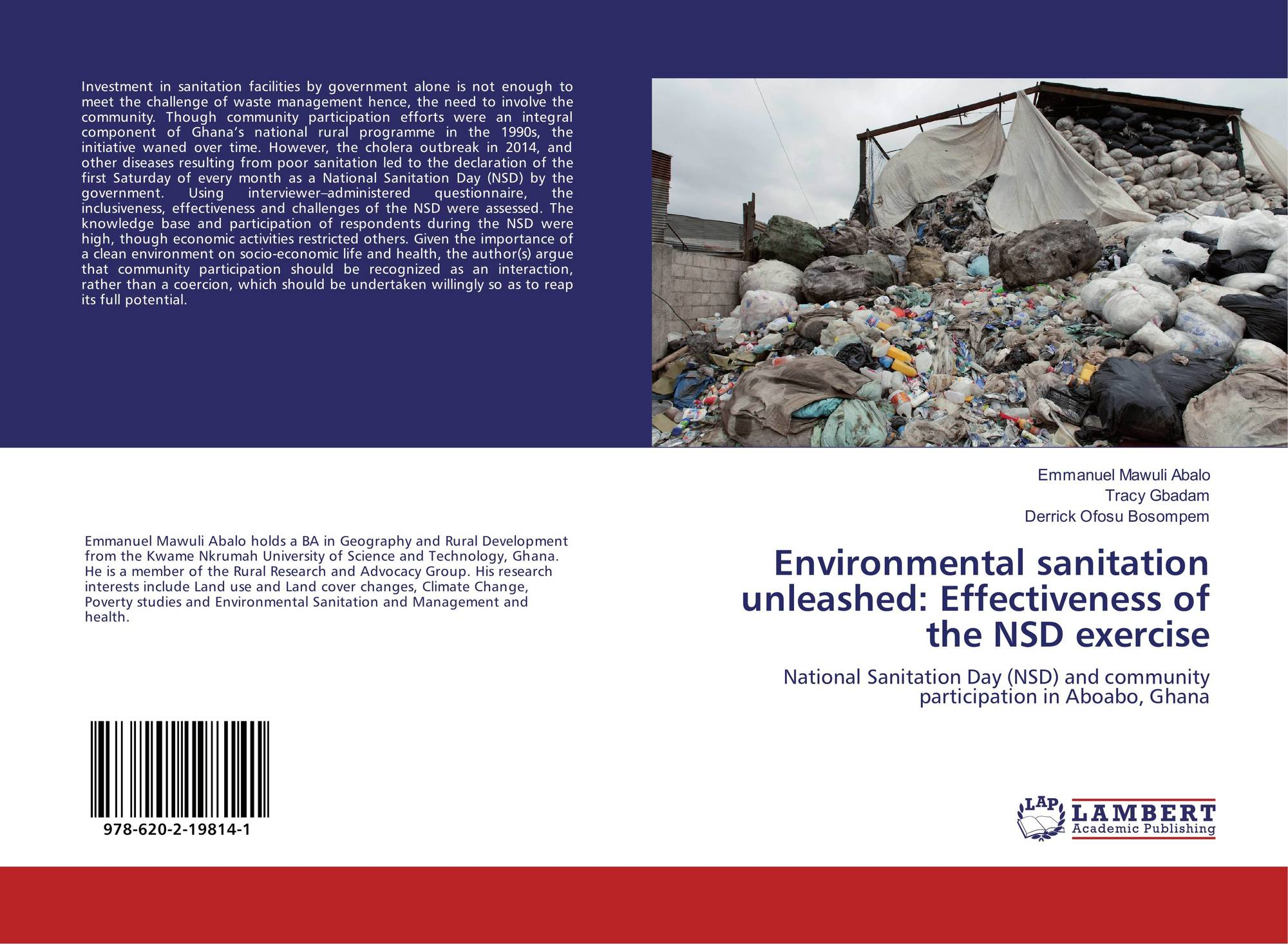 importance of environmental sanitation