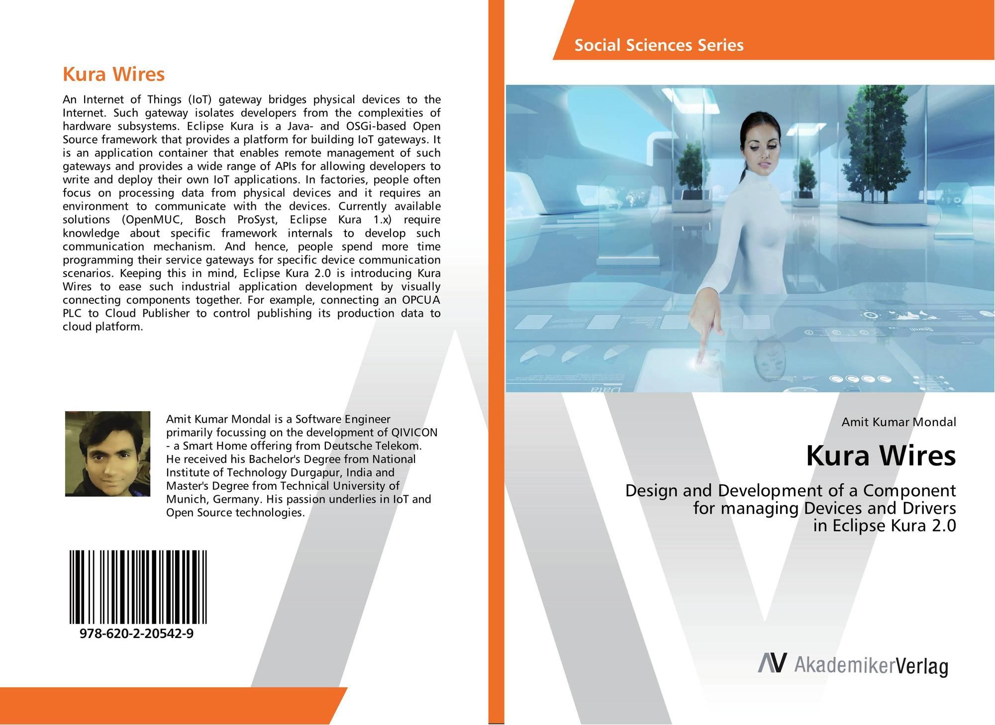 Kura Wires, 978-620-2-20542-9, 6202205423 ,9786202205429 by Amit ...