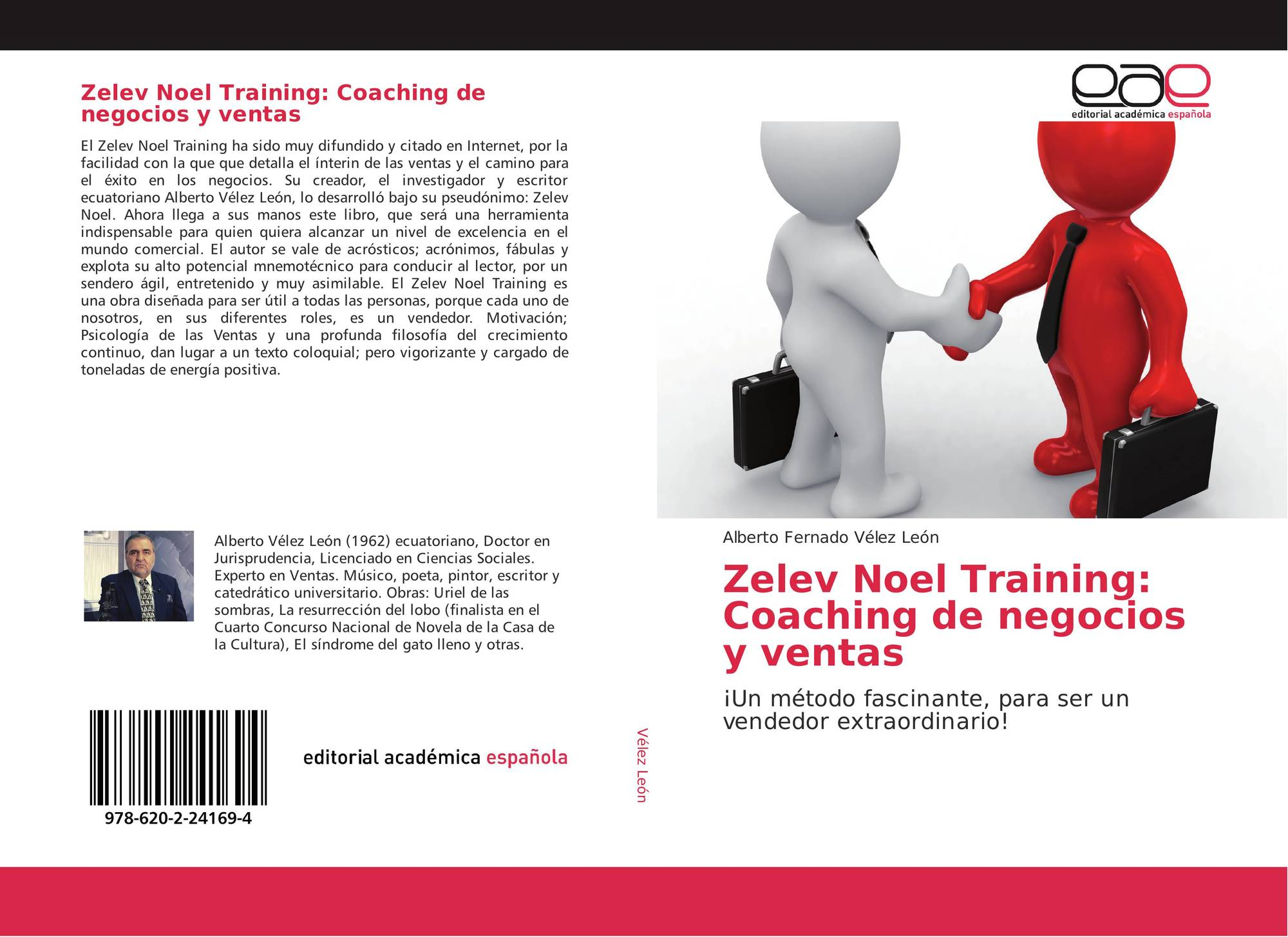 Zelev Noel Training: Coaching de negocios y ventas, 978-620-2-24169 ...