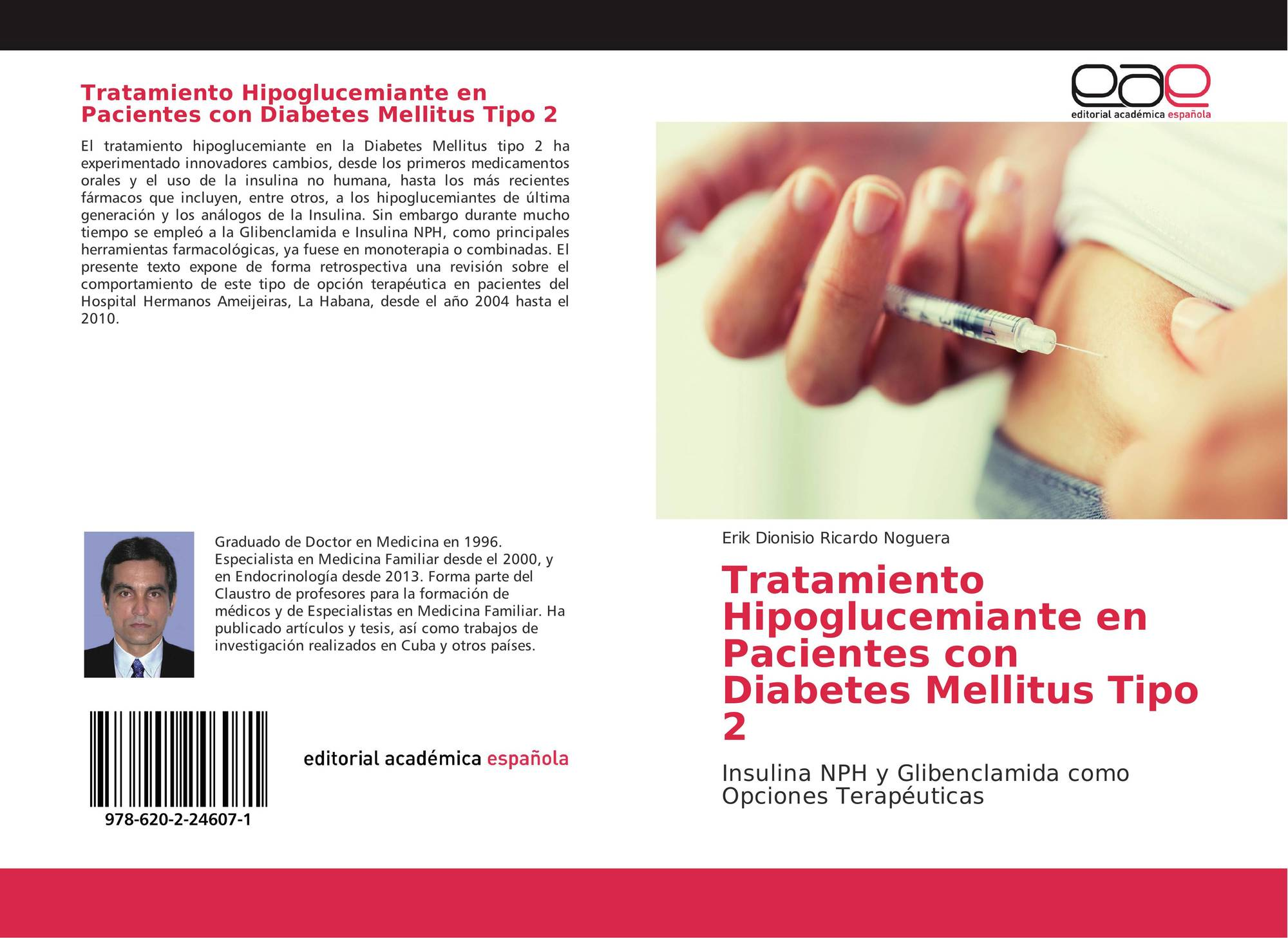 fisiopatología de pacientes con diabetes tipo 2