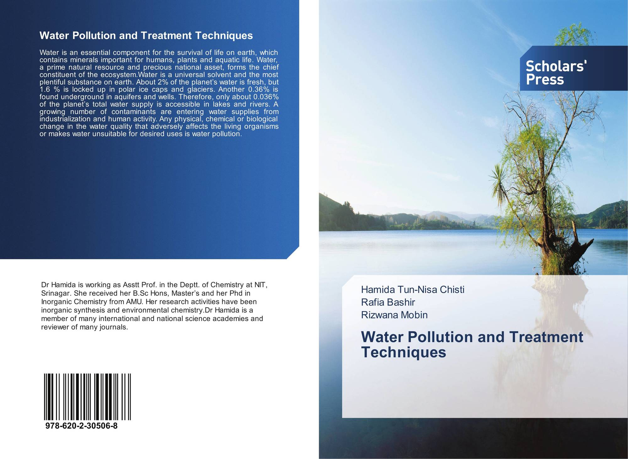 water quality and contamination research and These factories have caused severe contamination of water in this international journal of scientific and research for the present water quality.