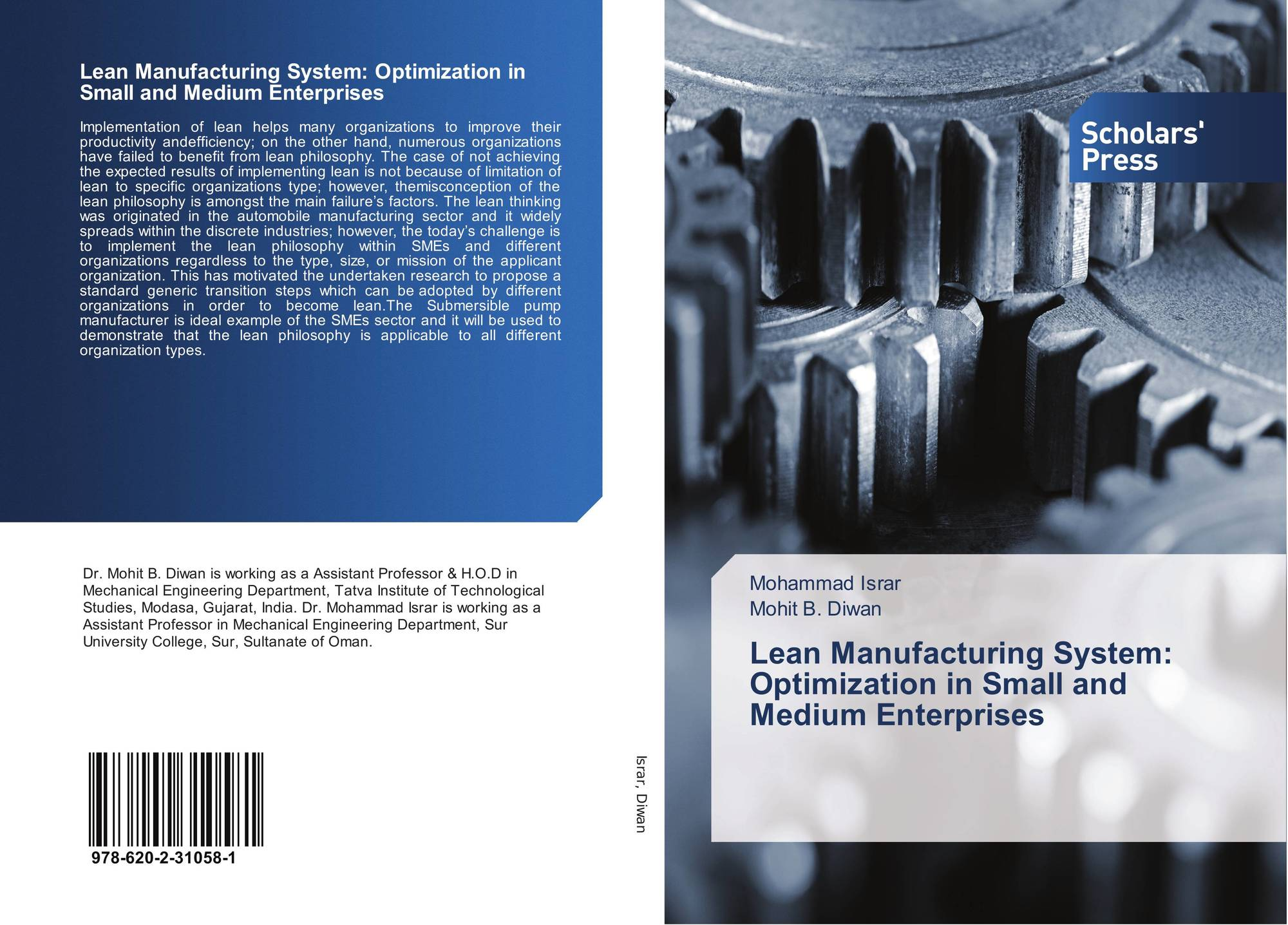Lean Manufacturing System: Optimization in Small and Medium