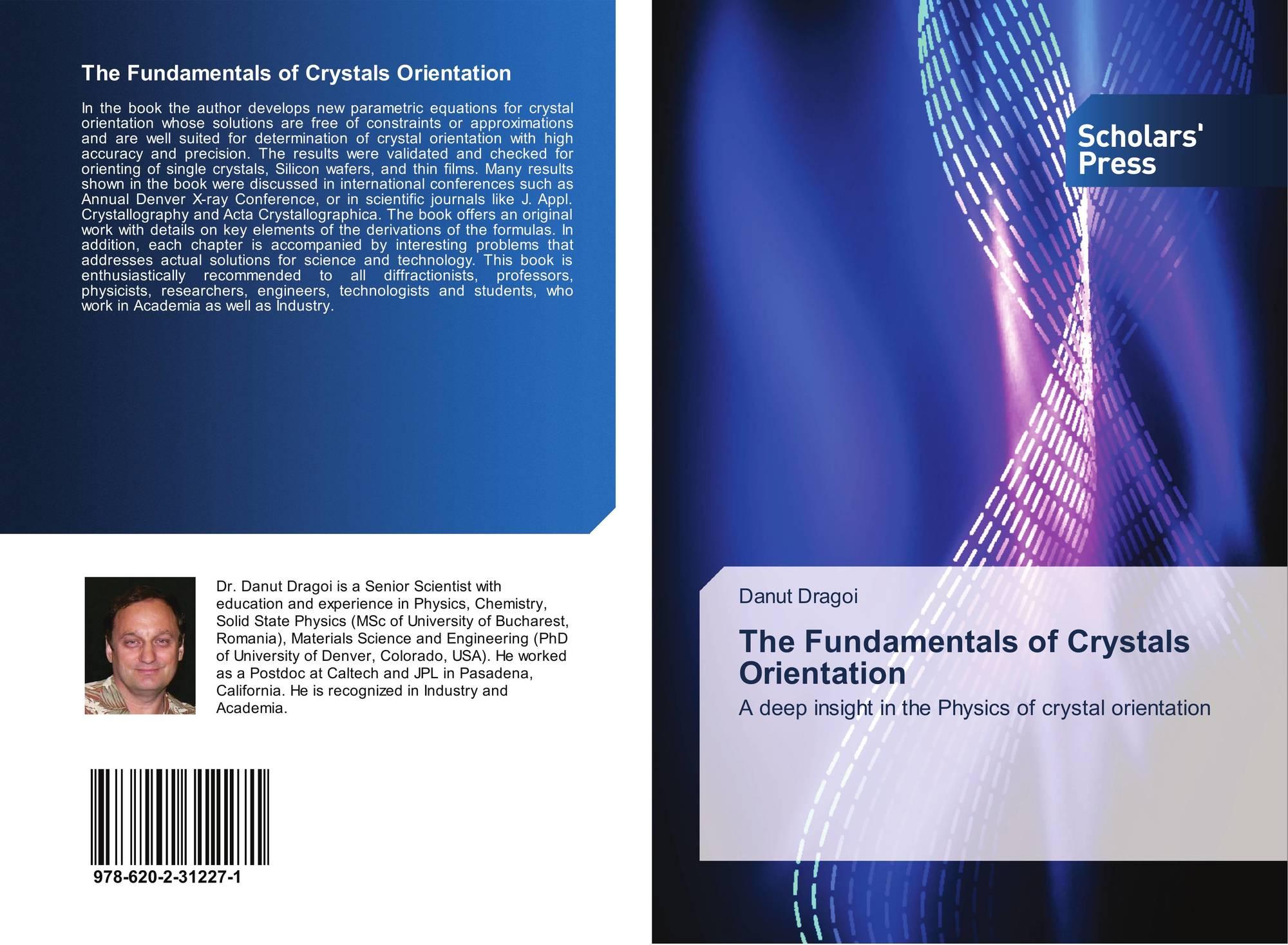 The Fundamentals of Crystals Orientation, 978-620-2-31227-1