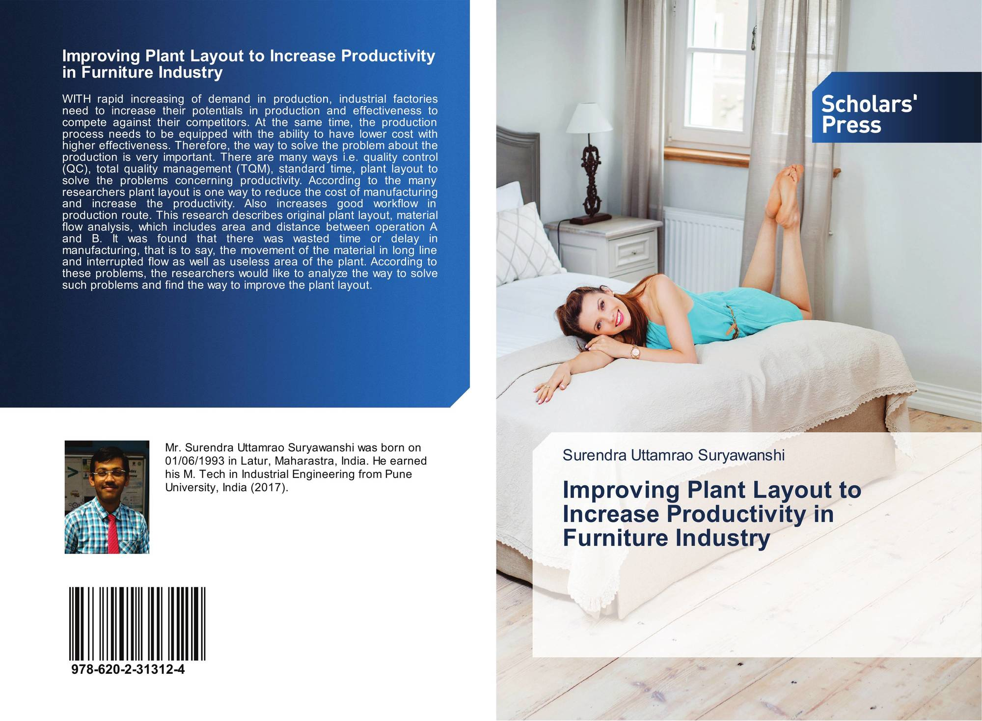 Improving Plant Layout To Increase Productivity In Furniture