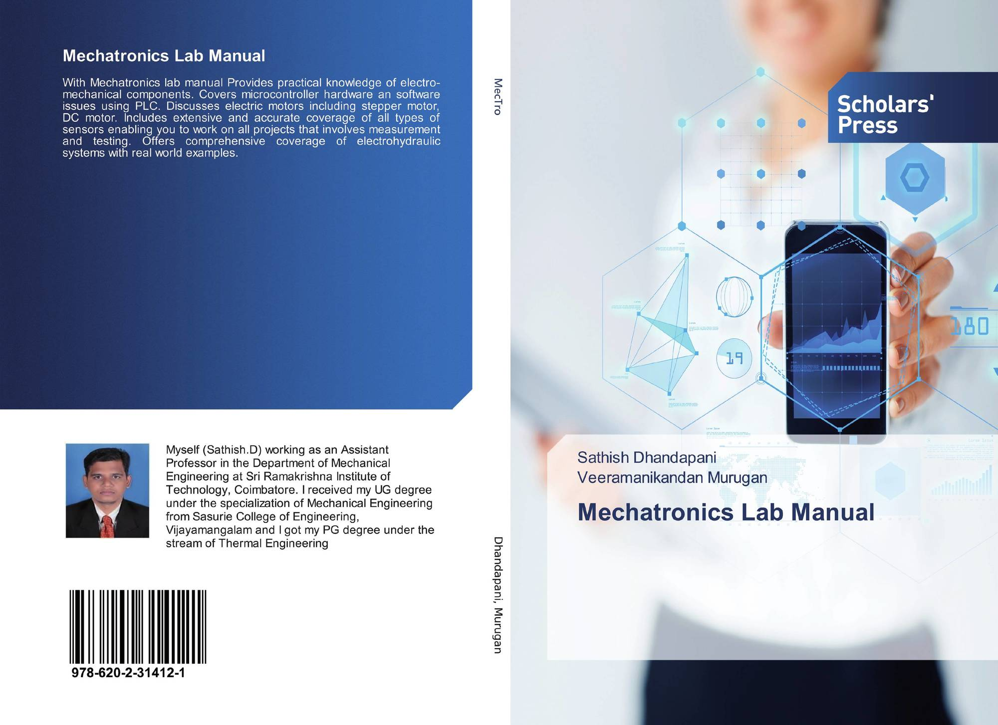... Mechanical engineering, manufacturing technology · Mechatronics Lab  Manual. Bookcover of Mechatronics Lab Manual. 9786202314121