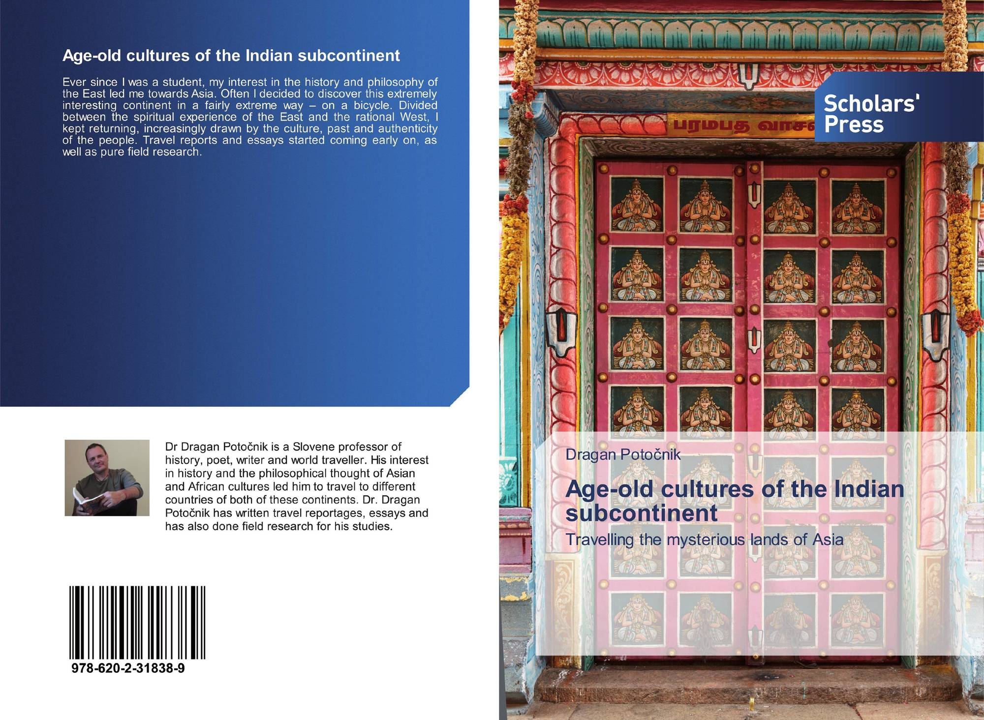 Age-old cultures of the Indian subcontinent, 978-620-2-31838