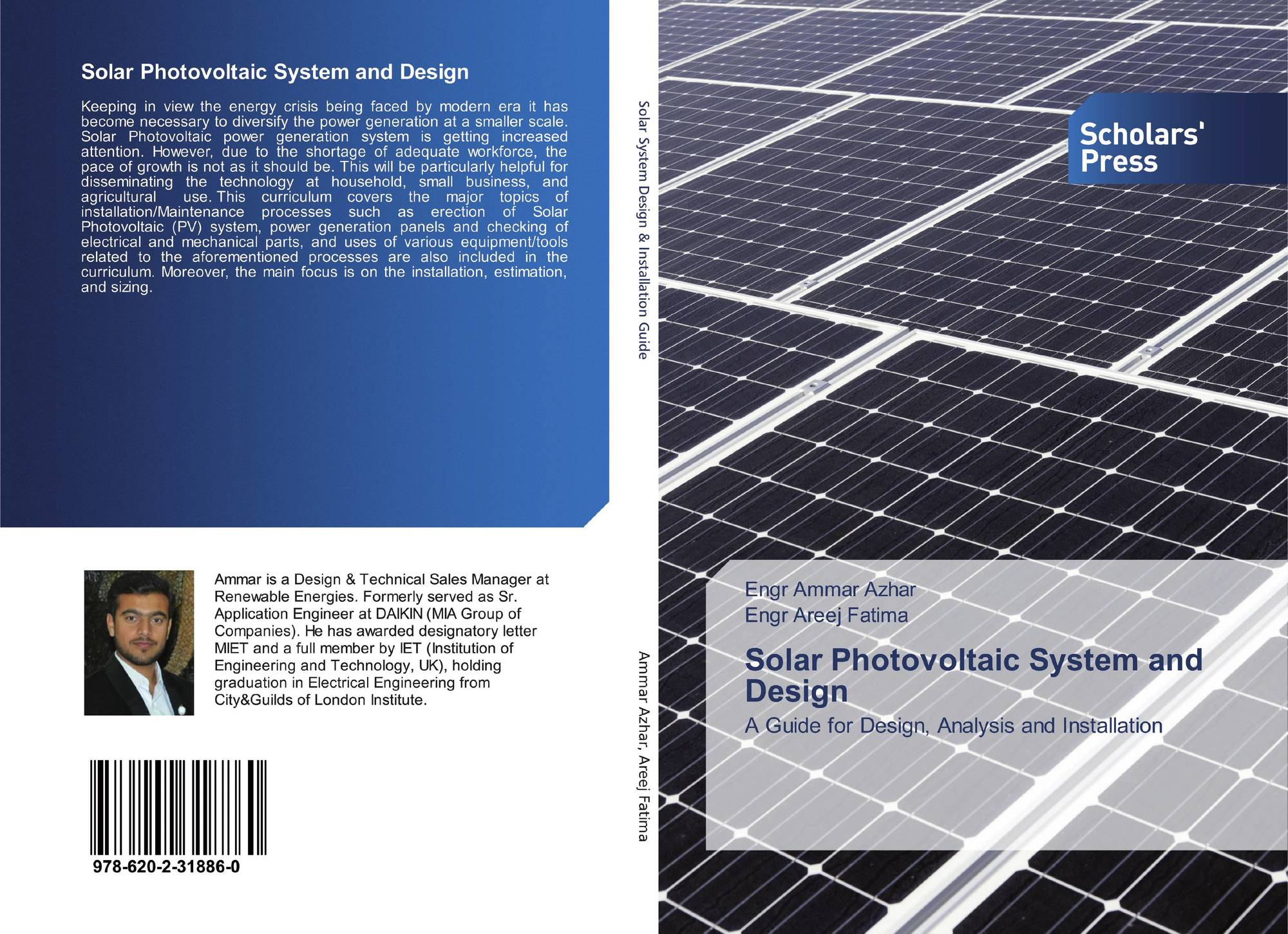 Solar Photovoltaic System and Design, 978-620-2-31886-0 ...