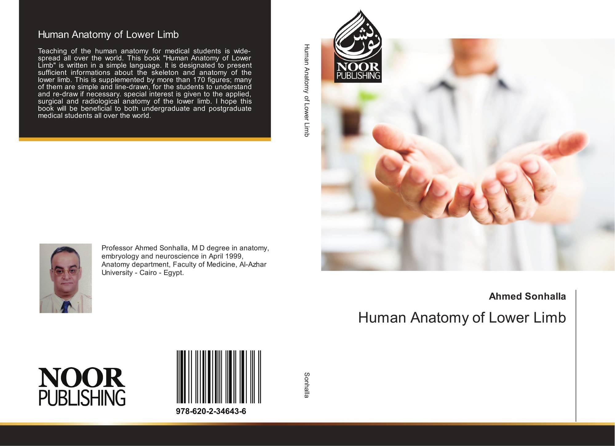 Human Anatomy of Lower Limb, 978-620-2-34643-6, 6202346434 ...