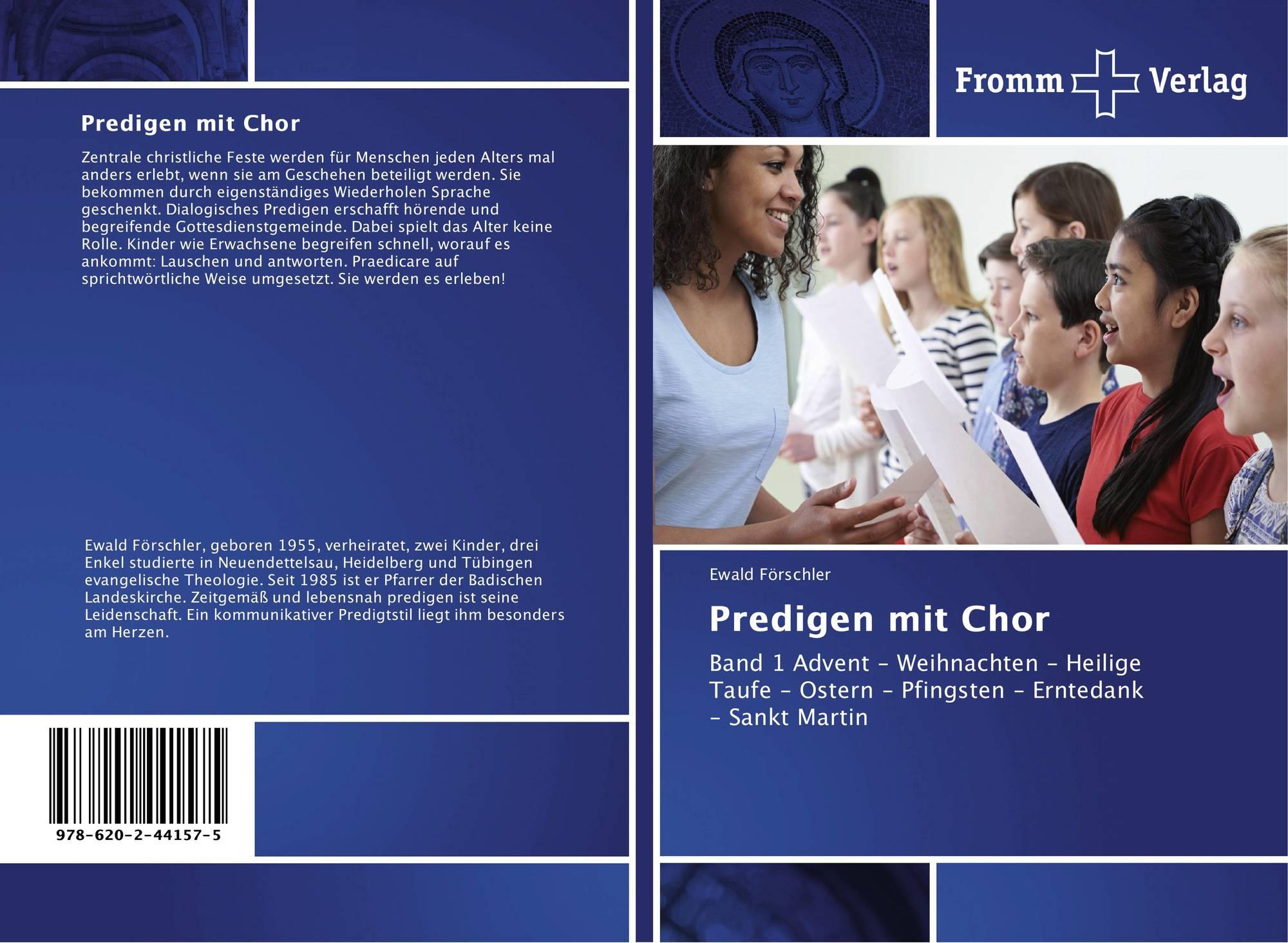 Predigen Mit Chor 978 620 2 44157 5 6202441577
