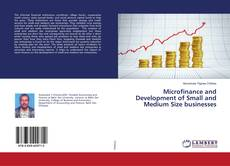 Bookcover of Microfinance and Development of Small and Medium Size businesses
