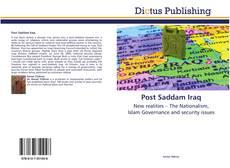Bookcover of Post Saddam Iraq