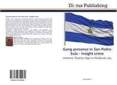 Bookcover of Gang presence in San Pedro Sula - insight crime