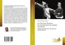 Borítókép a  Le Christ de l'Essence du christianisme de Ludwig Feuerbach - hoz