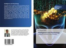 Bookcover of Intelligence and Psychology
