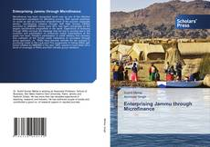 Bookcover of Enterprising Jammu through Microfinance