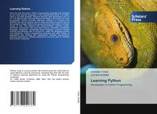 Bookcover of Learning Python
