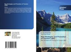 Bookcover of New Strategies and Promotion of Tourism (J&K)