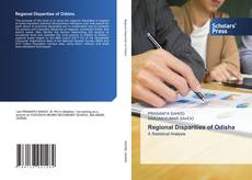 Bookcover of Regional Disparities of Odisha