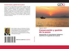 Обложка Conservación y gestión de la pesca