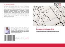 Обложка La docencia on line