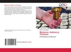 Обложка Menores: Autores y Víctimas