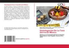 Обложка Homologación De La Tasa Del Iva En México