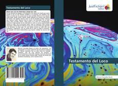 Bookcover of Testamento del Loco