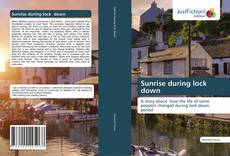 Bookcover of Sunrise during lock down