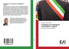 Обложка Il Sindaco e le ordinanze contingibili e urgenti