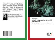 Bookcover of Clustering gerarchico di matrici iperspettrali