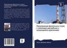 Bookcover of Рекуперация факельных газов с помощью адсорбции с качающимся давлением