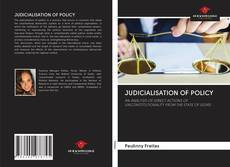 Bookcover of JUDICIALISATION OF POLICY