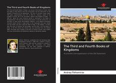 Bookcover of The Third and Fourth Books of Kingdoms
