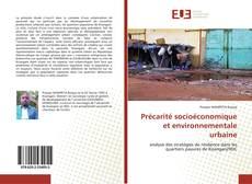 Capa do livro de Précarité socioéconomique et environnementale urbaine