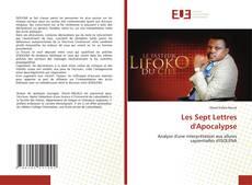 Bookcover of Les Sept Lettres d'Apocalypse