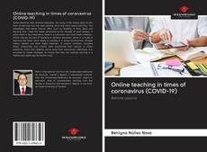 Bookcover of Online teaching in times of coronavirus (COVID-19)