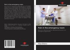Bookcover of Pain in the emergency room