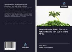 Buchcover von Nowcasts voor Flash Floods op het platteland van Sub-Sahara Afrika