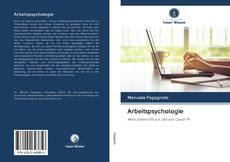 Обложка Arbeitspsychologie