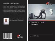 Обложка COVID19 E LA CRISI VALUTARIA