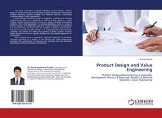 Обложка Product Design and Value Engineering