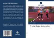 Обложка Arbeiten in der Sportmedizin