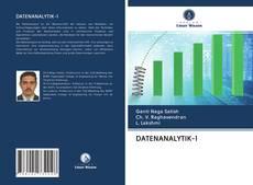 Bookcover of DATENANALYTIK-1