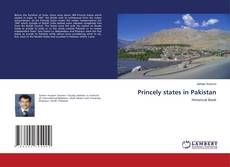 Bookcover of Princely states in Pakistan
