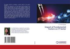 Bookcover of Impact of Fundamental Factors on IT Sector