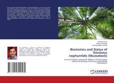 Bookcover of Bionomics and Status of Goniozus nephantidis (Muesebeck)