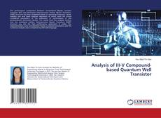 Bookcover of Analysis of III-V Compound-based Quantum Well Transistor